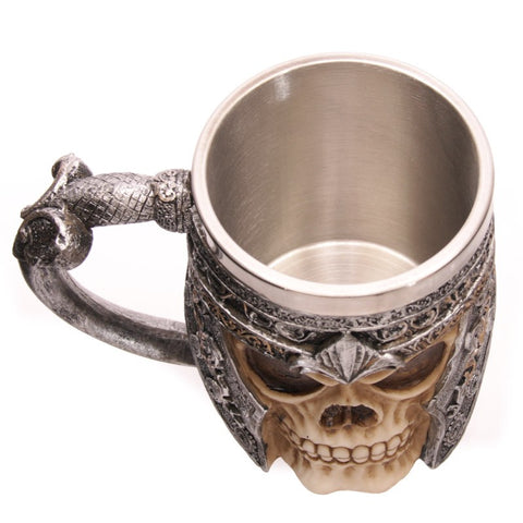 Image of Viking Skull Gothic Mug