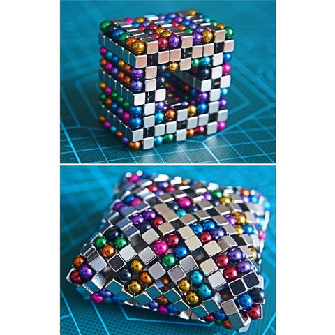 Image of Magnetic Puzzle Cube