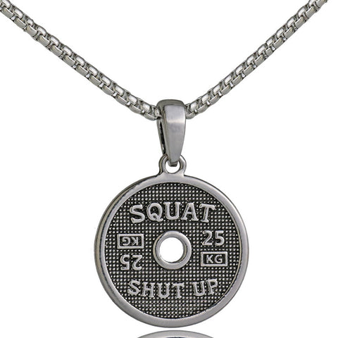 Image of SQUAT Pendant