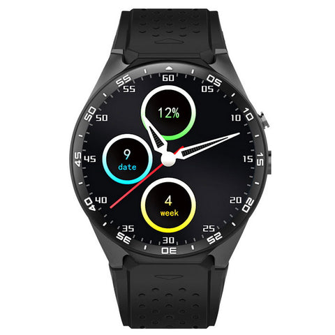 KW88 Smartwatch Phone
