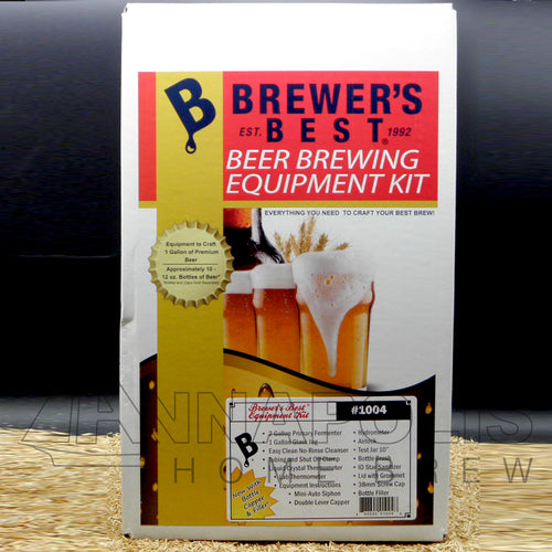 1 Gallon Beer Starter Kit