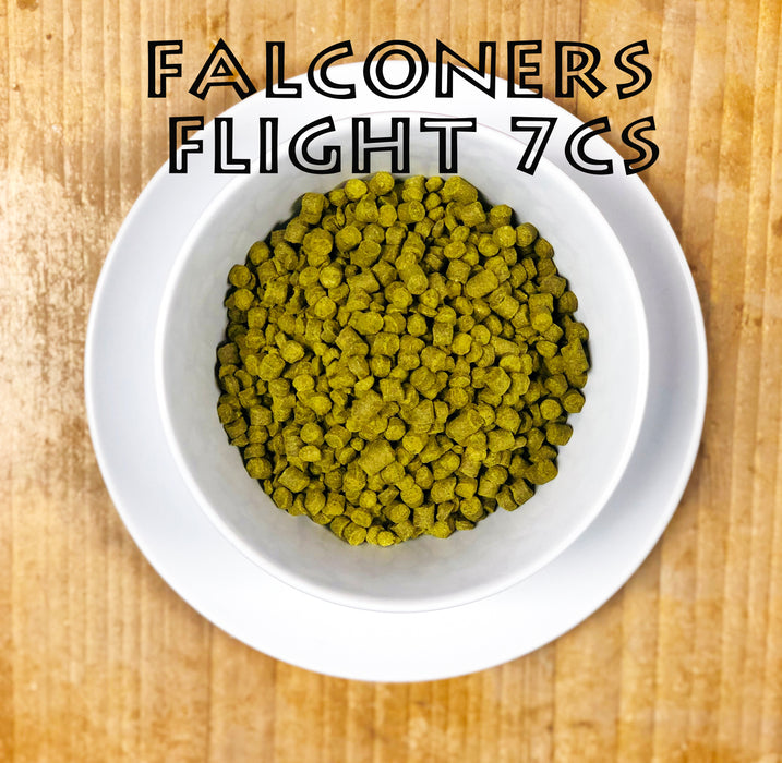 Falconer's Flight 7C's