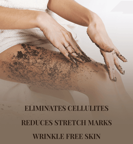 Coffee Scrub benefits