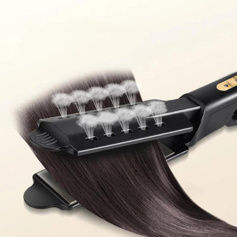 Professional Hair Straightener With Temperature Control 110-240V - dare to wear your hair