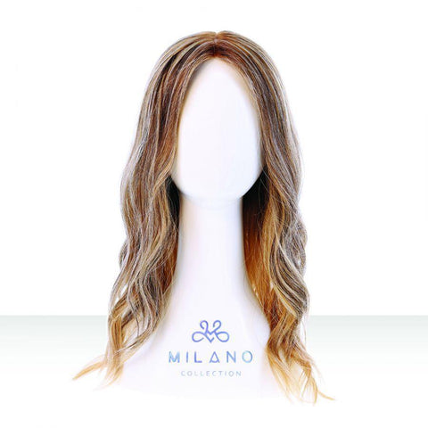 "17"" Mannequin Head - dare to wear your hair"