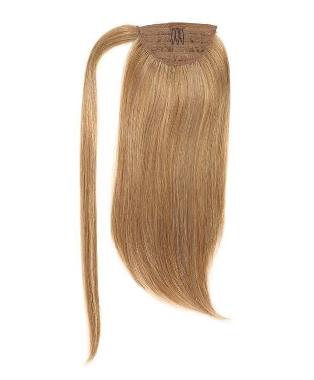 "18"" Simply Straight Pony - dare to wear your hair"