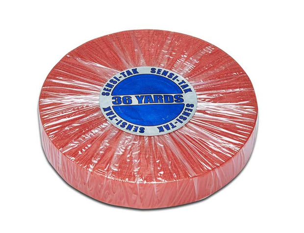 "Tape 3/4"" Red (36 Yds One Roll) - dare to wear your hair"