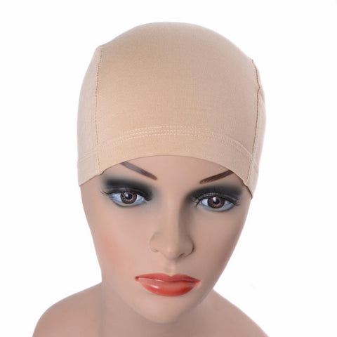 Anti-bacterial Bamboo Fiber Wig Cap - dare to wear your hair