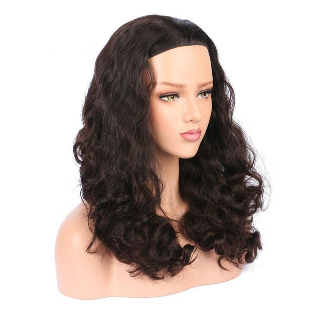 Beach Curls Wonder Wig Custom Made (Kosher) - dare to wear your hair