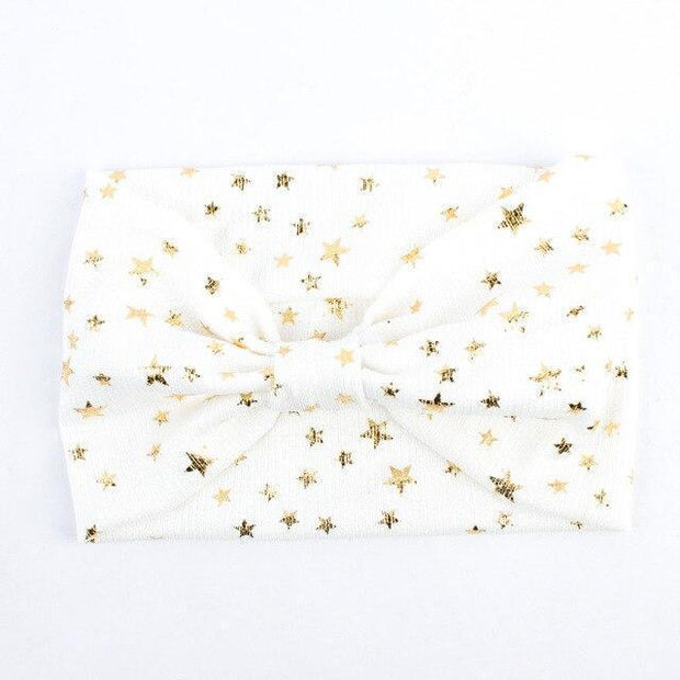 Bronzing Stars Headband - dare to wear your hair