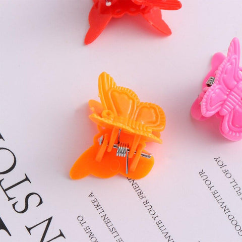 Butterfly Hair Clips - dare to wear your hair