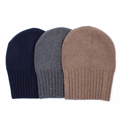 Cashmere Beanies - dare to wear your hair