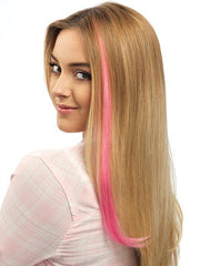 Colour Strip Extension - dare to wear your hair