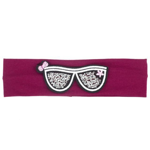 Cute, Stretchy Sunglasses Headband for Babies - dare to wear your hair
