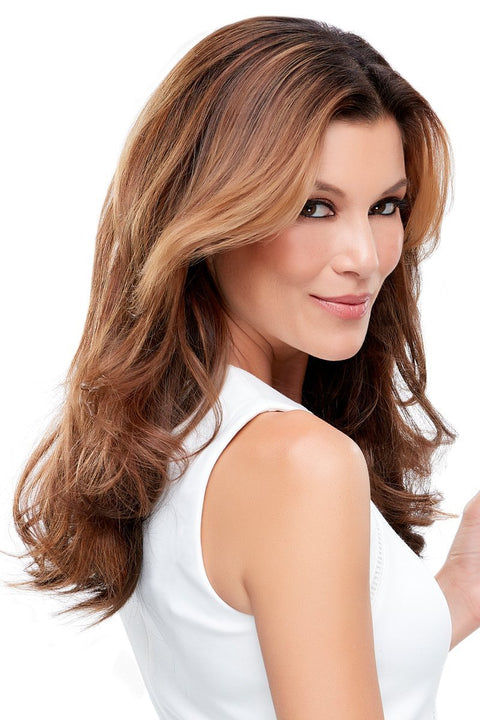 "easiCrown HD 18"" Synthetic - dare to wear your hair"