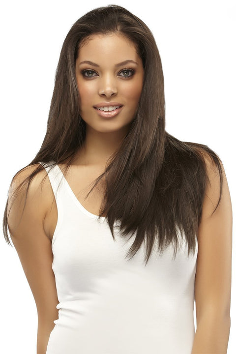 "easiXtend Elite 16"" Human Hair - dare to wear your hair"