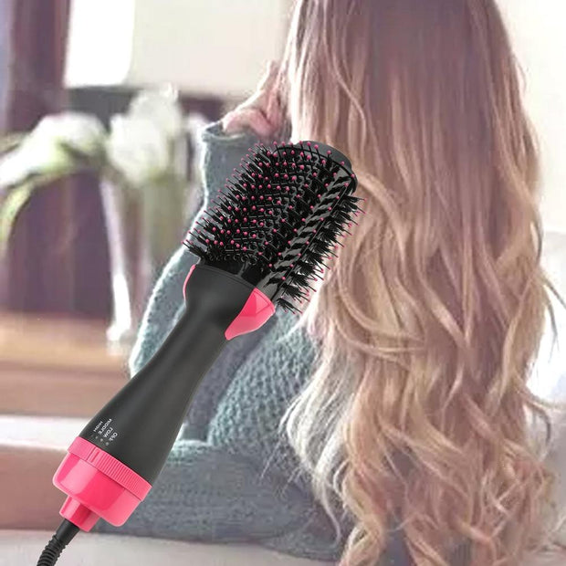 Electric Professional Comb Hair Dryer - dare to wear your hair