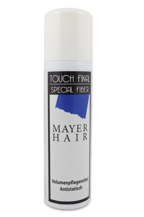Hairspray Finishing Touch - dare to wear your hair