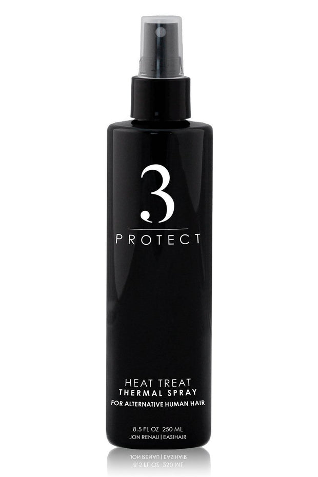Heat Treat Thermal Spray - dare to wear your hair