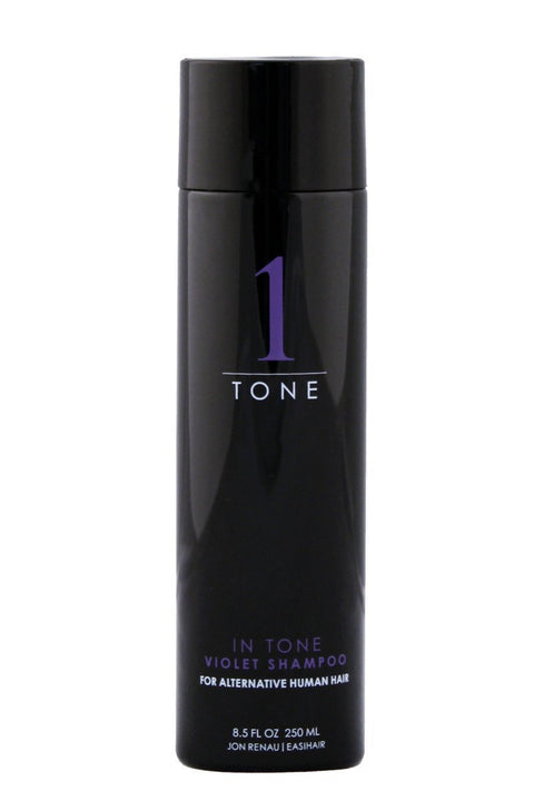 In Tone Violet Shampoo - 8.5oz - dare to wear your hair