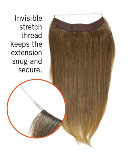 Invisible Extension - dare to wear your hair