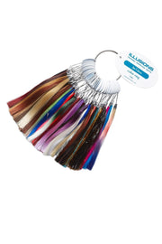 JON RENAU ILLUSIONS COSTUME COLOUR RING - dare to wear your hair