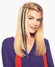 Metallic Braid Extension - dare to wear your hair