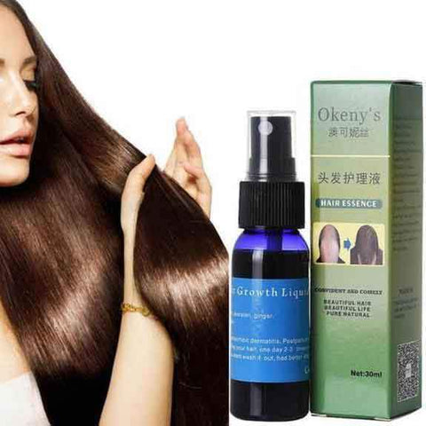 Organic Hair Growth Essence - dare to wear your hair