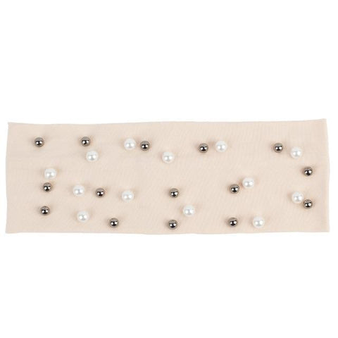 Pearly Stretchy Elastic Headband - dare to wear your hair