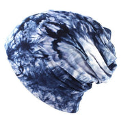 Ponytail Tie Dye Beanie Hat - dare to wear your hair