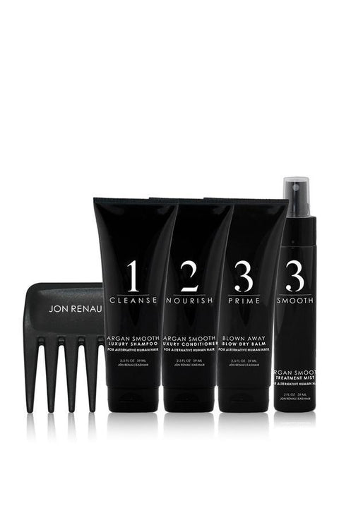 Synthetic Fiber Care System – 4pc kit - dare to wear your hair