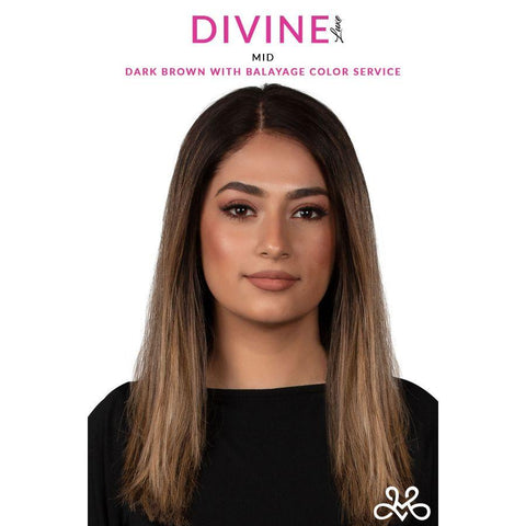 The Divine Luxe Wig - dare to wear your hair