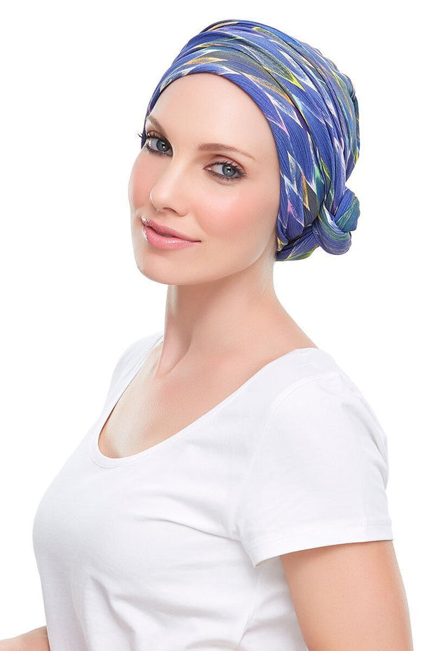 The Softie Wrap - dare to wear your hair