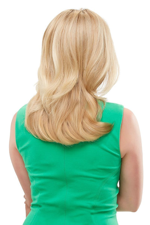 "Top Form 12 "" Human Hair - dare to wear your hair"