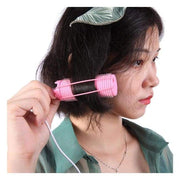 USB Rechargeable Heated Hair Roller - dare to wear your hair