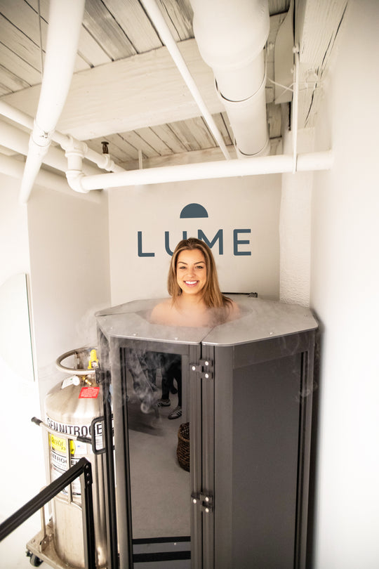 Top 5 Benefits of Cryotherapy