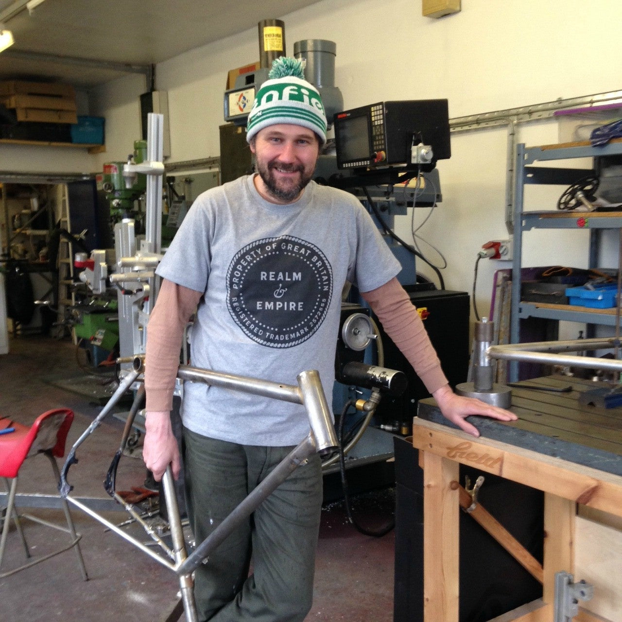 An Interview with... Harry Harrison, owner of Field Cycles
