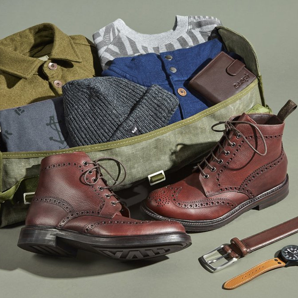 Competition: Win a Kit Bag of Menswear Goodies Worth £750