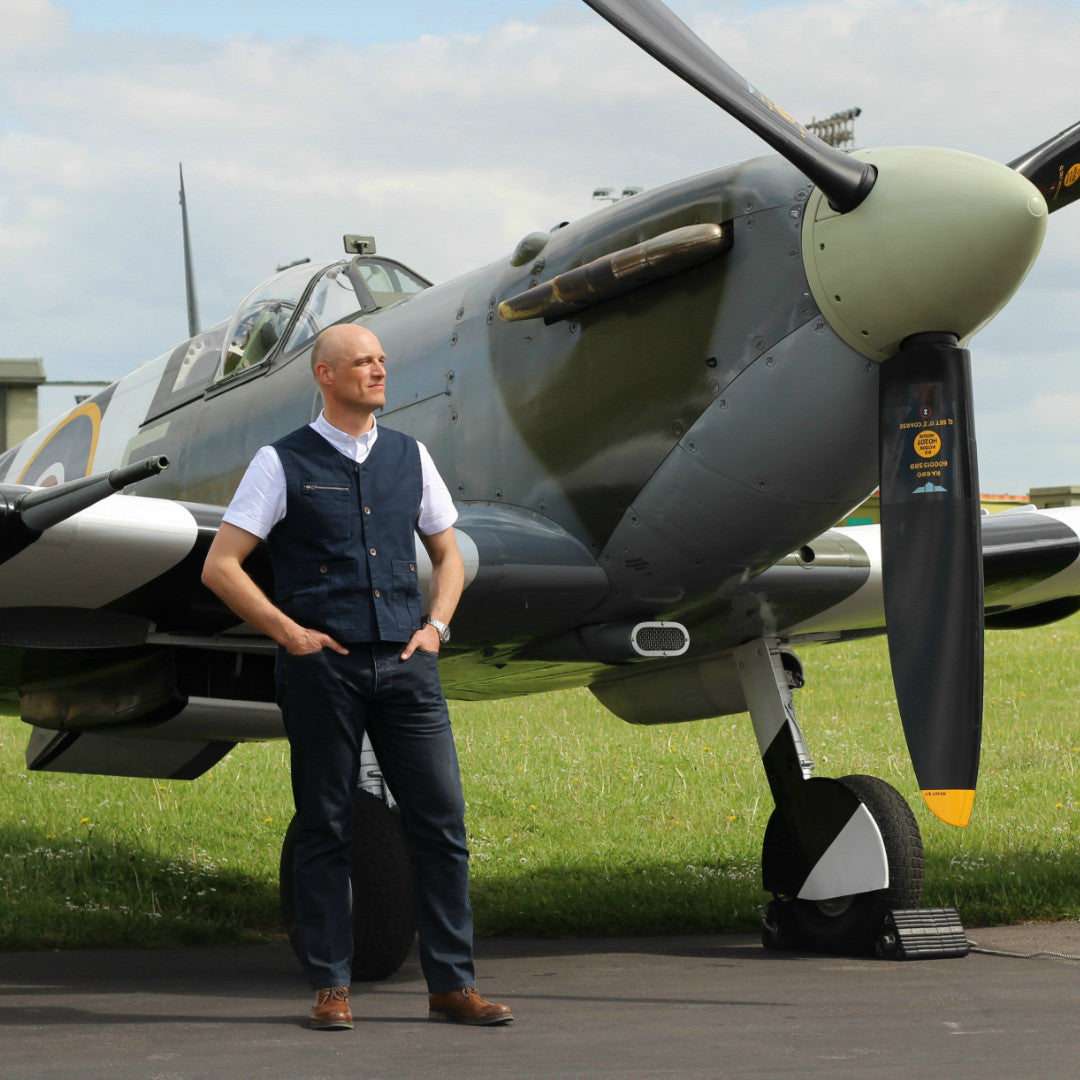 BBMF x Realm & Empire: Flying a Spitfire