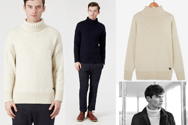 Polo Neck Jumpers | Realm & Empire