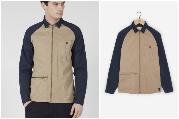 Best Spring Jackets - Ghost Patrol Zip-Thru Jacket | Realm & Empire