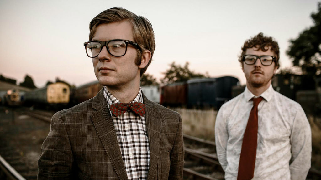 An Interview with Public Service Broadcasting | Realm & Empire