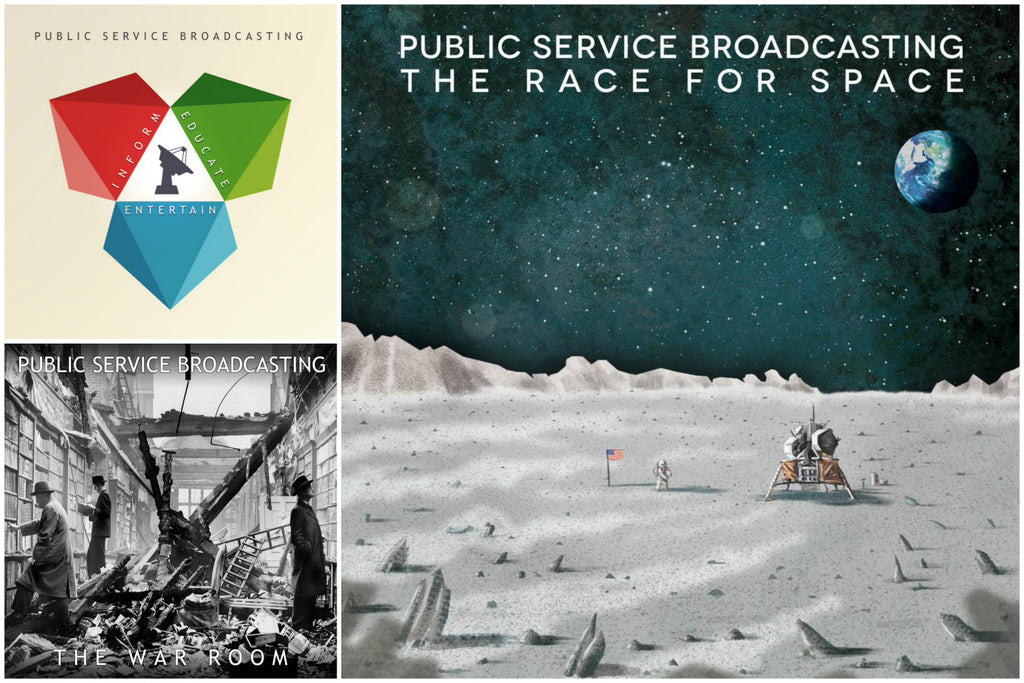 Public Service Broadcasting Discography