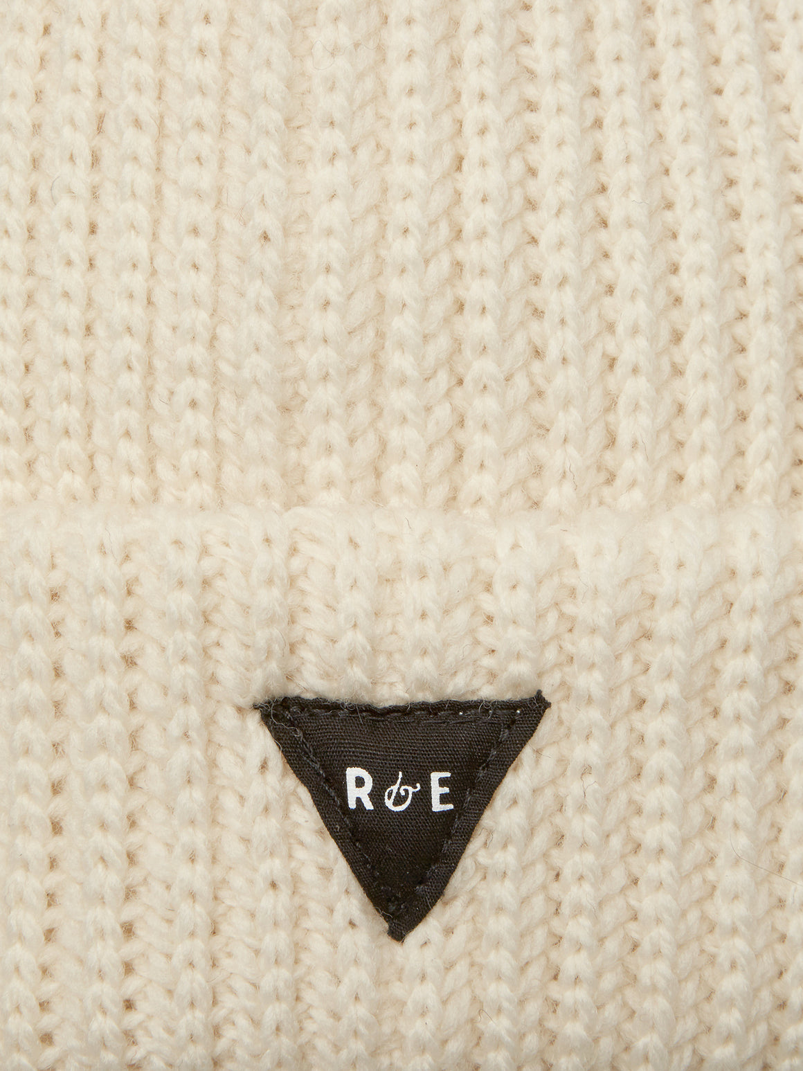 British Wool Chunky Commando Beanie | Made in England British Knits | Realm & Empire British Menswear