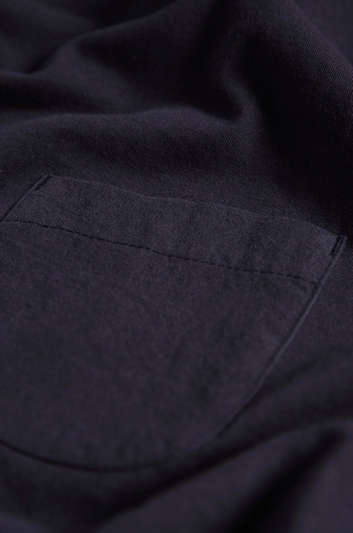 Pocket Tee in Navy - Military PT Sportswear | Realm & Empire Menswear - Army Gym Basics
