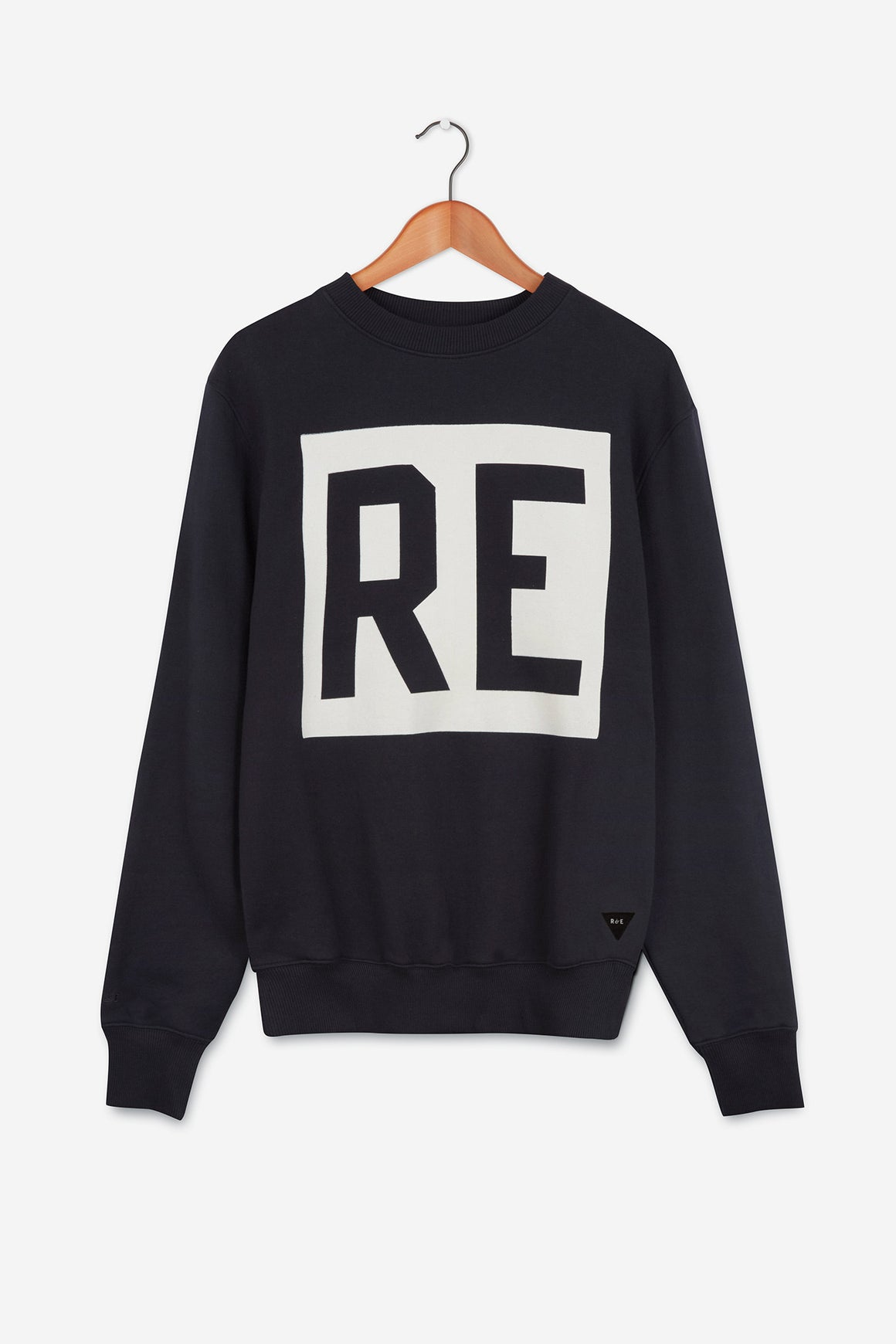 Men's Classic Logo Print Sweatshirt |  Men's Jumpers | Realm & Empire British Menswear