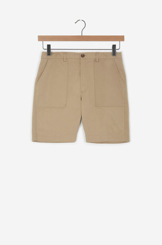 Realm & Empire Chino Jungle Shorts | Stone