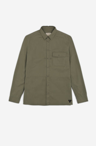 Men's US Marine Workwear Shirt (Lichen) | Realm & Empire
