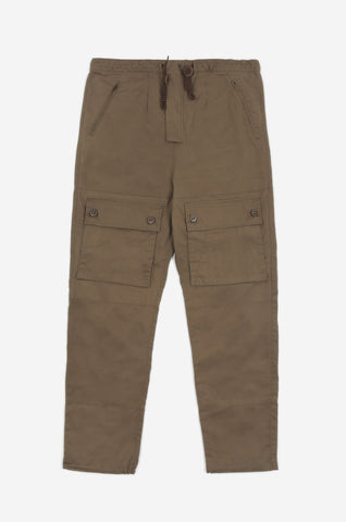 Men's Diver Utility Trouser (Olive) | Realm & Empire