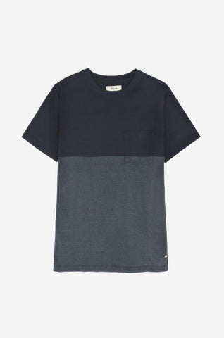 Men's Pocket Tee (Indigo) | Realm & Empire